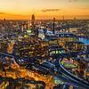 Beautiful London at Sunset