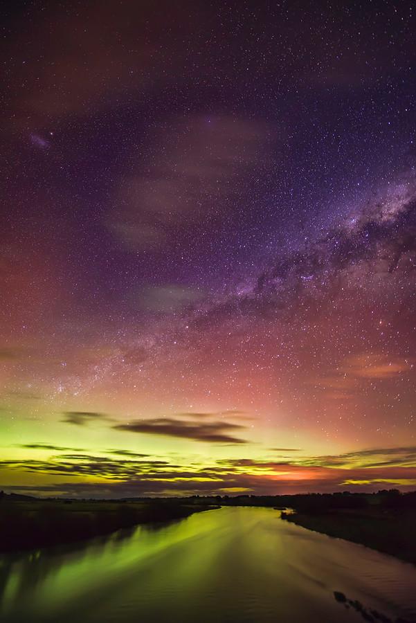 The Night of the Aurora