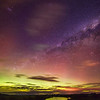 """<h2>The Night of the Aurora</h2> <br/>I think these happen a lot down here in New Zealand! I'm hardly an expert though… I'm very last-minute about all these things and only know about them once they start happening. Some people are real aurora experts and track them like storms. There are websites, apps, and all sorts of things. I gotta get my act together so I can plan for these events better. <br/><br/>I was having so much fun with the landscape orientation… but then I decided to go vertical for a few shots, and I am glad I did! <br/><br/>When I show people these photos without any explanation, they never ever ask me what that yellow-green light is in the lower part. I don't know if they just assume it is the aurora, or maybe they think it is light from a city, or maybe they think I added it in post. I just don't know… but I do like to see people's reactions, especially when they are confused. I don't know why I enjoy confusing people with these sorts of photos, but it is just kinda fun. I think it is fun because I am also confused by how this kind of light can even be possible! <br/><br/> - Trey Ratcliff<br/><br/><a href=""""http://www.stuckincustoms.com/2013/05/14/the-night-of-the-aurora/"""" rel=""""nofollow"""">Click here to read the rest of this post at the Stuck in Customs blog.</a>"""