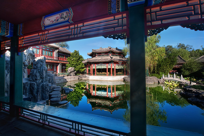 """<h2>Private Gardens in the Forbidden City</h2><br/>On a recent trip to China, I was invited to a private residence inside the Forbidden City.  I had a two-hour tea service that was pleasant and relaxing.  After this, I was allowed to wander the private gardens and inner cloisters for a while.  I took as many photos as I could, and here is one of them.<br/><br/>- Trey Ratcliff<br/><br/><a href=""""http://www.stuckincustoms.com/2012/05/21/private-gardens-in-the-forbidden-city/"""" rel=""""nofollow"""">Click here to read the entire post (and see a video of me on TV in China!) at the Stuck in Customs blog.</a>"""