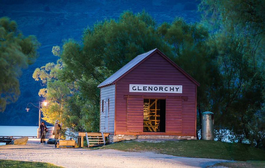 The Docks at Glenorchy