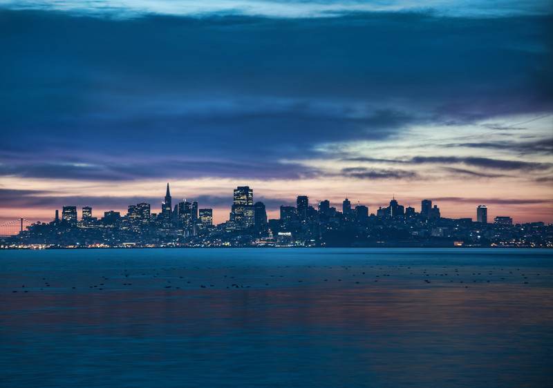 """<h2>San Francisco Before Sunrise</h2> <br/>Before I started going to the main location, Tom and I pulled over to the side of the road in Sausalito to get this picture.  The water was too blue and the colors were too interesting to drive on by!  We wanted to be quick though… so we didn't miss the sun peaking over the horizon at the main location.<br/><br/>- Trey Ratcliff<br/><br/><a href=""""http://www.stuckincustoms.com/2012/05/06/san-francisco-before-sunrise/"""" rel=""""nofollow"""">Click here to read the rest of this post at the Stuck in Customs blog.</a>"""