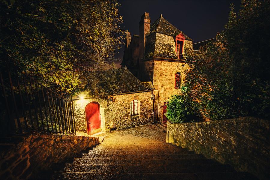 Saint mont michel France