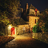"<h2>The Streets of Mont Saint Michel</h2> <br/>I miss this place already!<br/><br/>I had a magical time exploring this place night after night. It never got boring and there were hundreds of little nooks, crannies, staircases, doors, and other mysteries to discover! I even got in the middle of a cat fight while two medieval cats duked it out… the whole place was dead quiet up until the point. That sound of fighting cats is hard to ignore… and then it all went back to quiet after that.<br/><br/>By the way, if you ever come to this amazing place, I suggest you sleep up inside the walled city. There aren't a lot of rooms up there, so plan ahead. I think it's better than staying outside of the city, because you get to roam around inside of it at night…<br/><br/>- Trey Ratcliff<br/><br/><a href=""http://www.stuckincustoms.com/2012/12/04/the-streets-of-mont-saint-michel/"" rel=""nofollow"">Click here to read the rest of this post at the Stuck in Customs blog.</a>"