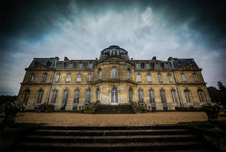 The Dramatic Chateau France Paris