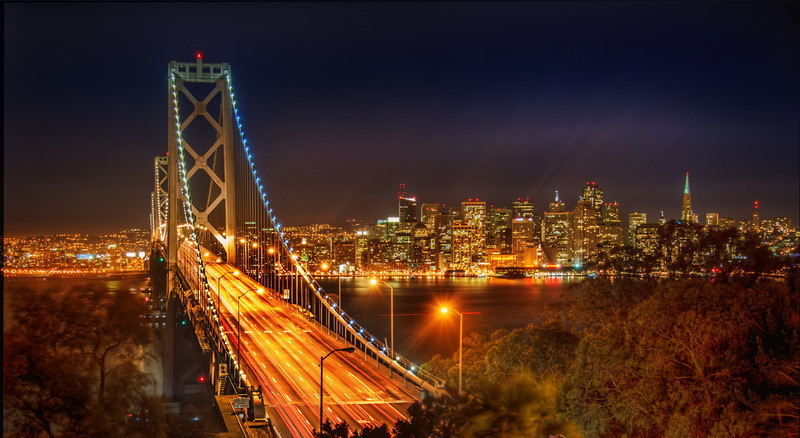 """<h2>A Dishonest Image of San Francisco</h2> <br/>And with this image, I am once again launching full-out-assault on the hallowed traditions of photography. You know what I did with this image? I post-processed it! Oh yes, I really did. And I had so much fun doing it… at least as much fun as Dexter in his kill room.<br/><br/>I guess if I was to be really """"honest"""" and take a photo of San Francisco and keep with the tradition of the greats of photography, it would have to be black and white photo, right? I mean, the world really is black and white, isn't it? Oh wait, no… it's in color. Wait, now I'm confused.<br/><br/>Oh no, look what I've done now. I've gone and upset people that think one form of artistic expression is superior to another form of artistic expression. How could I be so callous and open with my thoughts and techniques?<br/><br/>- Trey Ratcliff<br/><br/><a href=""""http://www.stuckincustoms.com/2012/06/14/done-more-to-hurt-the-integrity-of-photography-than-anyone-else-in-the-world/"""" rel=""""nofollow"""">Click here to read the rest of this post at the Stuck in Customs blog.</a>"""