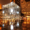 "<h2>Apple Store, New York</h2> <br/>This store is pretty awesome, isn't it?  I was just showing this photo to the architect <a rel=""nofollow"" href=""http://www.civicarts.com/"">Eric Kuhne</a> (who gave an awesome presentation at EG about futuristic city design - will link soon), and we both had the same reaction to this place...  smart and awesome.<br/><br/>I always wanted to take a photo from this angle and thought about it ever since the first time I visited.  I was happy with the rain, because it made it all feel right.  Even better, I was standing under an arch so I was perfectly dry...  these kind of shots out in the rain with the 14-24 are tough because of the bulbous lens.  It's not a problem if the rain is straight down, but it never is!<br/><br/>Lisa Bettany has an upcoming PhotoWalk starting from this location, and I am sure she will mention more today on the live show.<br/><br/>- Trey Ratcliff<br/><br/><a href=""http://www.stuckincustoms.com/2011/04/19/apple-store-new-york/"" rel=""nofollow"">Click here to read the rest of this post at the Stuck in Customs blog.</a>"