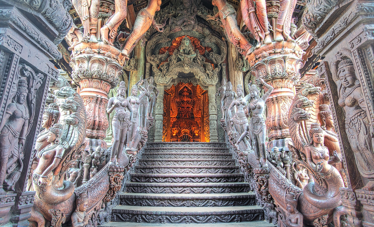 Entering the Sanctuary of Truth