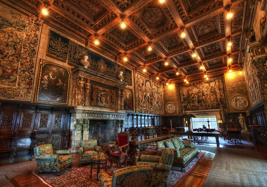 Inside Hearst Castle. Beautiful Pictures of Hearst Castle by Trey Ratcliff   Travel
