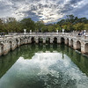 """<h2>Roman Baths in Nimes</h2> <br/>When I arrived in Nimes to visit my friend Fabien, one of the first places we visited were the ancient Roman baths.  The ruins here are better preserved than those in Rome!<br/><br/>Actually, I've heard that the best Roman ruins are along the northern coast of Libya.  It will be a while before I can visit those, I'm afraid.  I'll have to strike Libya off the list for a few years until things cool down.  Oh... Egypt too.  That's on the list but it has a little asterisk beside it.  When you look at the bottom of the list it reads: <br/><br/><em>""""*currently in the midst of a violent revolution - consider other areas for photography, like, perhaps, Holland.""""</em> <br/><br/>- Trey Ratcliff<br/><br/><a href=""""http://www.stuckincustoms.com/2011/03/19/roman-baths-in-nimes/"""" rel=""""nofollow"""">Click here to read the rest of this post at the Stuck in Customs blog.</a>"""