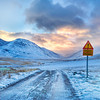 """<h2>Don't Worry Mom – The Roads in Iceland Aren't That Bad</h2> <br/>I drove up to the extreme north of Iceland yesterday to do some serious exploration. I told my mom not to worry… the roads are not too bad. I know that sign says """"Impassable"""", but that sign is clearly for other people, or it is written in Icelandic and means something completely different in English.<br/><br/>I could try to describe how cold it is, but I will not. <br/><br/>- Trey Ratcliff<br/><br/><a href=""""http://www.stuckincustoms.com/2007/11/05/dont-worry-mom-the-roads-in-iceland-arent-that-bad/"""" rel=""""nofollow"""">Click here to read the rest of this post at the Stuck in Customs blog.</a>"""