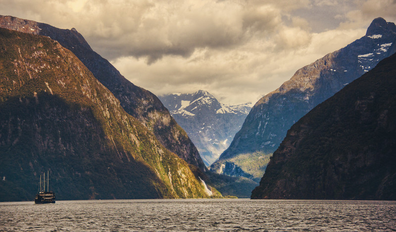 """<h2>What the Ancient Seamariners Saw</h2> <br/>Imagine seeing this if you were one of the great sea explorers of yore!<br/><br/>This is the entrance to Milford Sound from the Tasman Sea. It would have been so amazing to come across this and wonder what it was like up inside the fjord. And then, the captain could just decide to sail up inside and land some boats on the shore. Maybe if they were a little hungry, they could even grab a few Moas and cook 'em up. After a long sea voyage, nothing goes down smoother than a Moa.<br/><br/>- Trey Ratcliff<br/><br/><a href=""""http://www.stuckincustoms.com/2012/07/24/less-than-one-week-left-to-register/"""" rel=""""nofollow"""">Click here to read the rest of this post at the Stuck in Customs blog.</a>"""