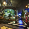 "<h2>Approaching Roppongi on Foot</h2> <br/>On my last night in Japan, I was feeling restless.  It sometimes comes at the end of the trip, when I feel like I just haven't taken enough photos.  Of course, that's never the case, since I usually have thousands in the hopper by that point.  But when I know that the city is full of life, I just have to get out there and capture a bit of it. <br/><br/> - Trey Ratcliff <br/><br/>Read the rest <a href=""http://www.stuckincustoms.com/2010/07/14/approaching-roppongi-on-foot/"">here.</a>  There's also a relink of an interview with Ron Martinsen."