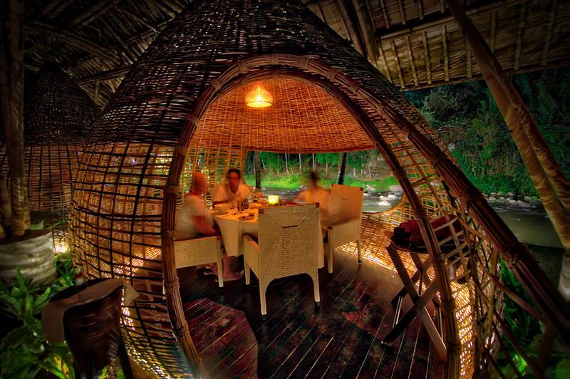 Dinner In Bali