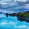 The Blues of Lake Tekapo