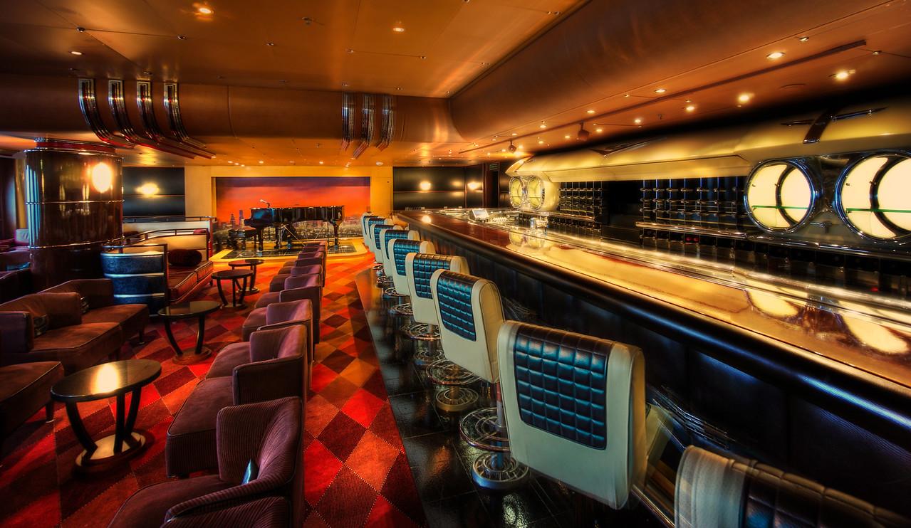 Inside The Cadillac Bar