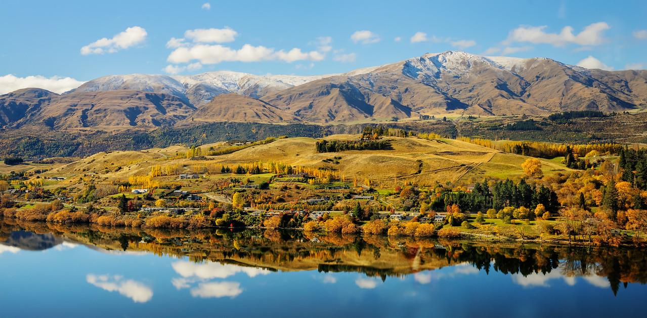 The Amazing Mirror Lake
