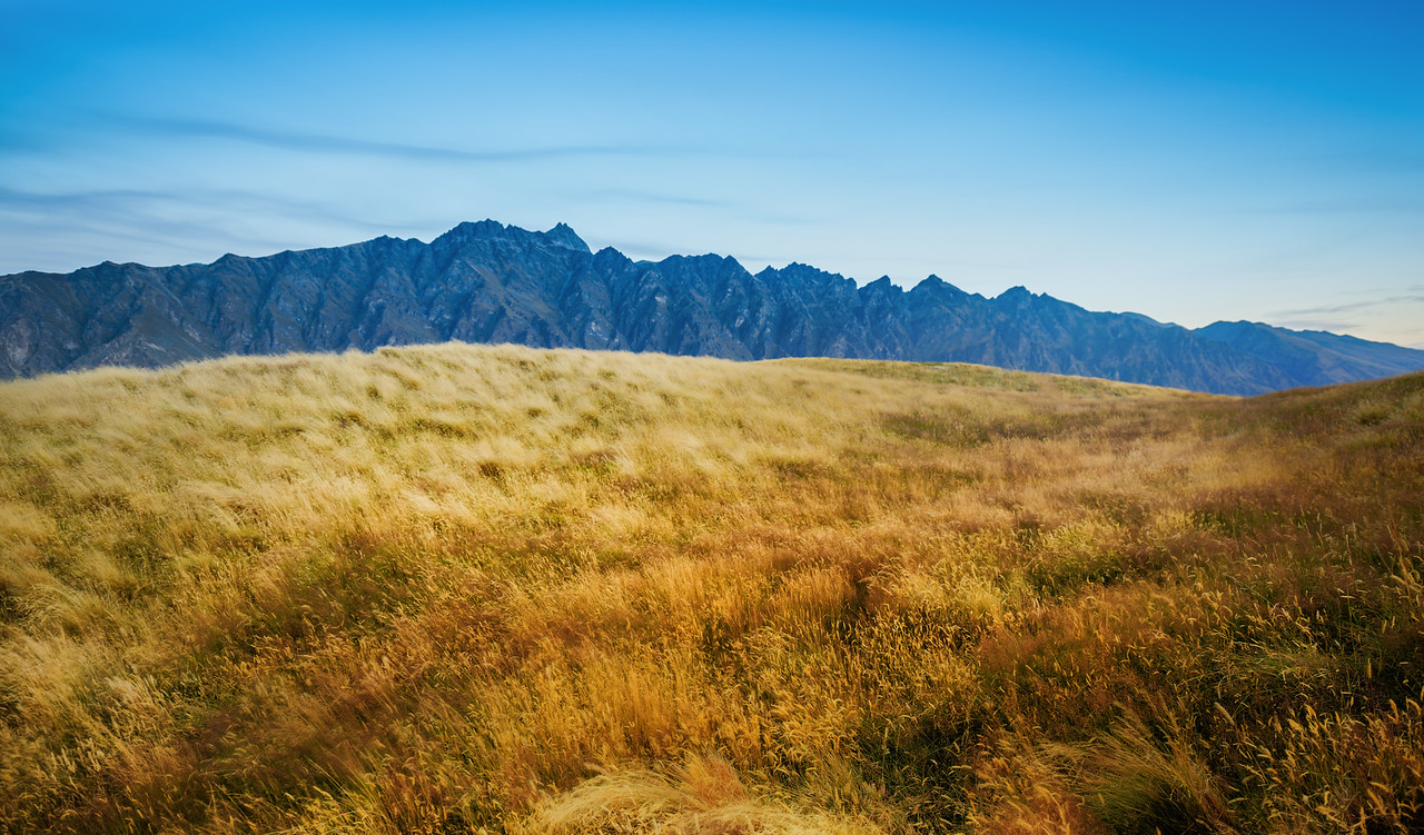 High Atop Deerpark Heights – The Remarkables