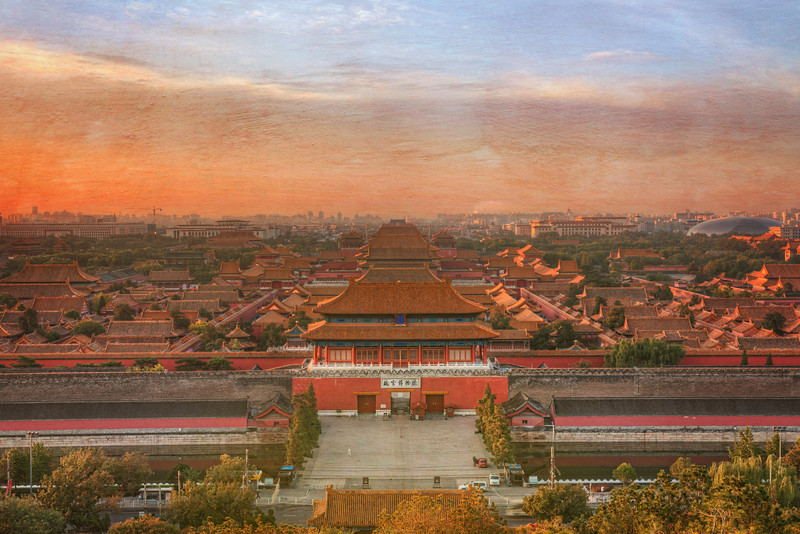 """<h2>The Forbidden City</h2> <br/>Early one morning I decided to hike up the biggest hill in the middle of Central Axis to get a shot of the Forbidden City.<br/><br/>Once up there, it was an amazing view of the old city.  There's not many cities in the world that have kept such a huge area so well preserved.  It's about as close as you can get to time travel in the real world (so far).  And then, when the light is right in these strange hours, it is a completely transportive experience.<br/><br/>- Trey Ratcliff<br/><br/><a href=""""http://www.stuckincustoms.com/2012/01/15/the-forbidden-city-2/"""" rel=""""nofollow"""">Click here to read the rest of this post at the Stuck in Customs blog.</a>"""