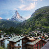 "<h2>The Matterhorn over the Village</h2><br/>While taking the train up a nearby mountain in the town of Zermatt, there is one quick moment when you get this perfect view of the village and the Matterhorn together.<br/><br/>I think I really liked this place because I remember riding the Matterhorn with my dad when I was a kid, and my child-mind could not conceive of an actual Matterhorn!<br/><br/>- Trey Ratcliff<br/><br/><a href=""http://www.stuckincustoms.com/2012/08/09/the-matterhorn-over-the-village/"" rel=""nofollow"">Click here to read the entire post at the Stuck in Customs blog.</a>"