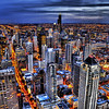 "<h2>My Kinda Town</h2> <br/>If you want to see how I made this (and how you can too!), visit my HDR Tutorial. I hope it gives you some new tricks!<br/><br/>I am excited because I upgraded and got the Nikon D2X. This thing is like carrying around a small tank. It's so large that it actually sucks other nearby cameras into it, automatically amalgamating all their megapixel power.<br/><br/>I took this at the top of the John Hancock this evening as night fell.<br/><br/>It was done with 9 exposures. I figured, why the heck not.<br/><br/>- Trey Ratcliff<br/><br/><a href=""http://www.stuckincustoms.com/2006/09/03/chicago-from-the-air/"" rel=""nofollow"">Click here to read the rest of this post at the Stuck in Customs blog.</a>"