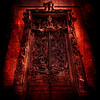 """<h2>Dante's Gates of Hell</h2> <br/>This is Rodin's huge famous La Porte de l""""Enfer, also known as the Gates of Hell.  I found it off to the side of the Musee Rodin in Paris while I was in a tempestuous mood.  The sculpture depicts a scene from Dante's """"The Inferno"""".  It contains over 180 of his finest sculptures.  If you look closely towards the center of the top, you can see """"The Thinker"""", one of his most famous.<br/><br/>- Trey Ratcliff<br/><br/><a href=""""http://www.stuckincustoms.com/2008/04/11/dantes-gates-of-hell/"""" rel=""""nofollow"""">Click here to read the rest of this post at the Stuck in Customs blog.</a>"""