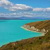 The Impossible Blues of Lake Tekapo