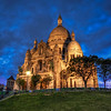 """<h2>La Basilique du Sacre Coeur de Montmartre</h2> <br/>This is a famous basilica in Paris.  It sits high on a hill and is beautifully lit in the evening.  This is the birthplace of the Jesuits back in 1534.  That is only interesting to me because I was a Jesuit student myself back in the day.  You would think that would mean that I would be allowed to come inside to take all the photos I want with a special key that everyone gets upon graduation.  But I had no such key so I was forced to stay on the perimeter with all the other heathens.<br/><br/>- Trey Ratcliff<br/><br/><a href=""""http://www.stuckincustoms.com/2007/11/30/la-basilique-du-sacre-coeur-de-montmatre/"""" rel=""""nofollow"""">Click here to read the rest of this post at the Stuck in Customs blog.</a>"""