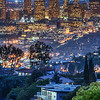 "<h2>A view of the city from the Hollywood Hills</h2> <br/>One night, Tom and I went up to the top of Runyon Canyon to shoot the city. On the walk up, I liked the view of one of the palatial Hollywood Hills homes through the valley. I zoomed in with my 28-300 mm lens to get this shot.<br/><br/>If you're ever in LA and looking for some new types of city shots, take a hike around Runyon during the sunset. You may find some cool scenes!<br/><br/>- Trey Ratcliff<br/><br/><a href=""http://www.stuckincustoms.com/2013/06/14/a-view-of-the-city-from-the-hollywood-hills/"" rel=""nofollow"">Click here to read the rest of this post at the Stuck in Customs blog.</a>"