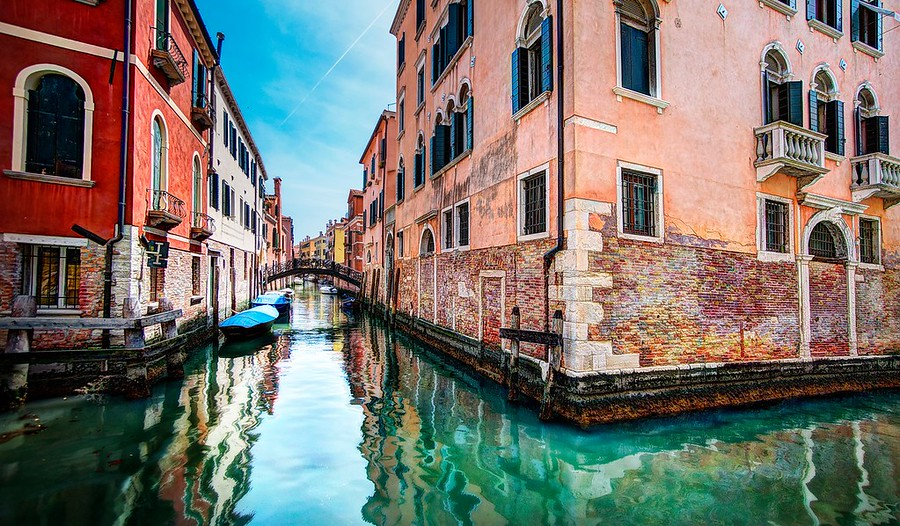 Venice is Just Around the Corner