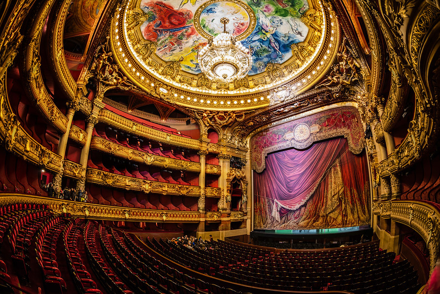 4 Million Followers on Pinterest and the Paris Opera House – Stuck in Customs