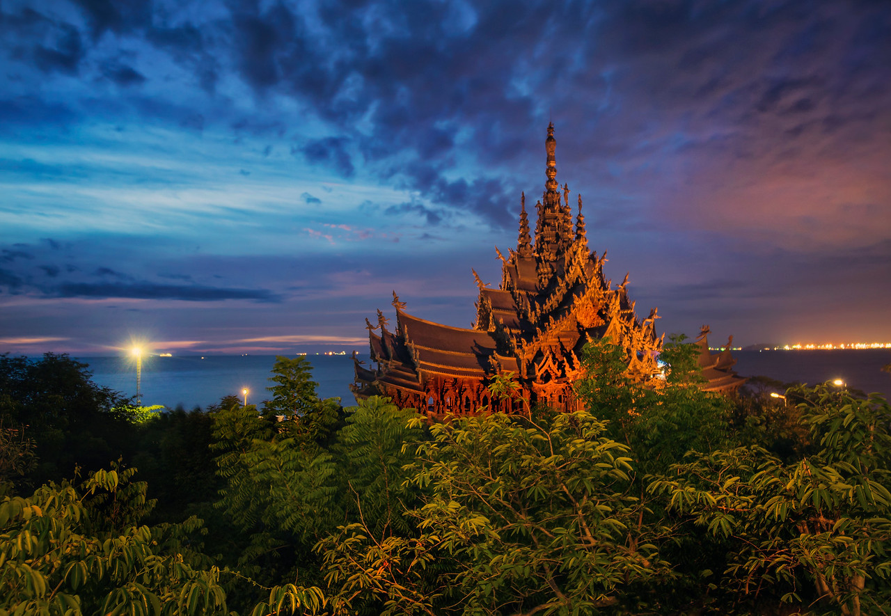 The Most Beautiful Temple in the World?