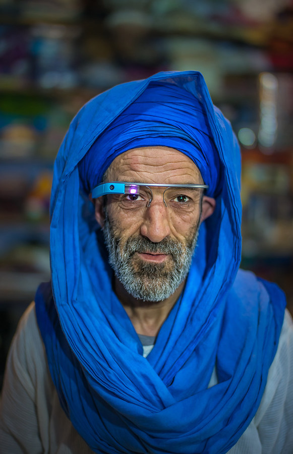 Google Glass  Middle East