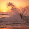 "<h2>The Pink Sea Spray at Sunset</h2> <br/>Behind this exploding wave at Big Sur is something that I have never seen before. Why didn't I take a photo of it? It's because taking a good photo of a pod of whales from the beach is almost impossible! At least, it appears to be impossible for me. I've never seen whales so close into the beach. Maybe it happens all the time around there, but I was quite surprised. Have you ever seen a pod of whales from the beach? <br/><br/>- Trey Ratcliff<br/><br/><a href=""http://www.stuckincustoms.com/2013/05/08/the-pink-sea-spray-at-sunset-and-interview-with-kate-russell/"" rel=""nofollow"">Click here to read the rest of this post at the Stuck in Customs blog.</a>"