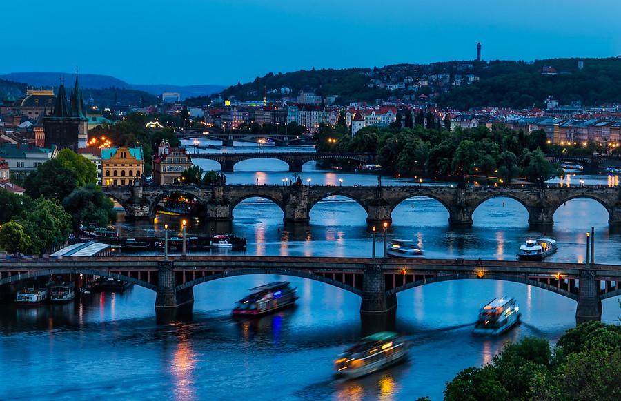 Bridges of prague stuck in customs bridges of prague fandeluxe Image collections