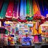 Deep In The Garment Market Of Pondicherry