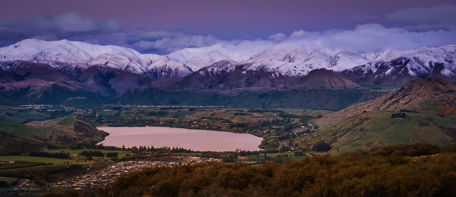 Lake Hayes and Arrowtown