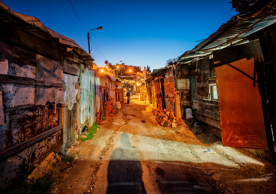 The Safe Slums of Fes, Morocco