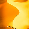 Crossing the Sahara
