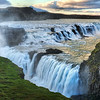 """<h2>Alone at the Raging Waterfall of Gulfoss</h2> <br/>After two weeks of being alone I was getting a bit, shall we say, lonely. <br/><br/>I was getting in the habit of waking up around 4 or 5 PM, having a leisurely dinner, and then jumping in the car to explore new parts of Iceland throughout the white nights.  On this particular day, I decided to head deep into the center of the island.  My goal was to go to the parts where all the major roads do not.<br/><br/>Along that path, I arrived here at Gulfoss about 11 PM.  I've been here many times before, but there was always a few people around admiring the falls.  This time, I was alone.  It's so strange walking around a place like this while the sun is setting and no one is around.  The feeling is like those apocalypse movies where all humans have just disappeared...  just me... my gun... a trusty dog... maybe a few Icelandic elf-zombies lurking about...  the more and more time I spend alone, the more reasonable this begins to sound...<br/><br/>- Trey Ratcliff<br/><br/><a href=""""http://www.stuckincustoms.com/2010/08/19/alone-at-the-raging-waterfall-of-gulfoss/"""" rel=""""nofollow"""">Click here to read the rest of this post at the Stuck in Customs blog.</a>"""