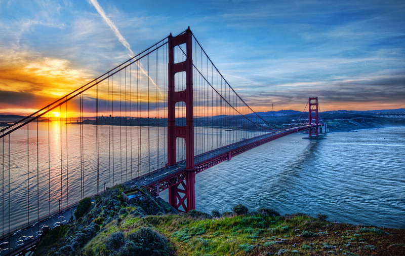 "<h2>San Francisco on an Early Morning</h2> I'm excited to share this one!<br/><br/>I think this is my favorite image of San Francisco I've ever taken.  It wasn't terribly difficult.  The hike was pretty short, even though there was one dangerous part.  The only other hard part, I suppose, was planning the day/night before so I could stay in Sausalito and wake up early for a quick jaunt over to this area.<br/><br/>- Trey Ratcliff<br/><br/><a href=""http://www.stuckincustoms.com/2012/03/27/san-francisco-on-an-early-morning/"" rel=""nofollow"">Click here to read the rest of the post at the Stuck in Customs blog.</a>"