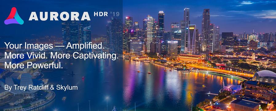 Aurora HDR 2019 Launch Day!